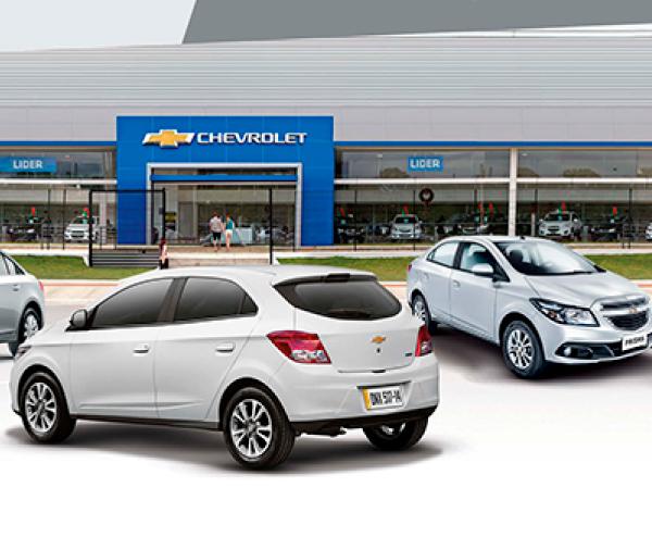 No RS o IPVA é 1% para locadoras. Emplacamos nas concessionárias e dentro da GM.